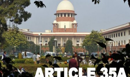 Article 35A and its significance