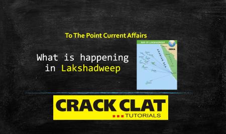 What is happening in Lakshadweep