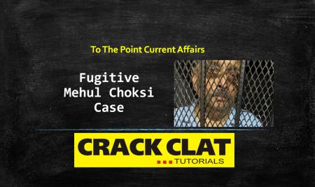 Fugitive Mehul Choksi Case