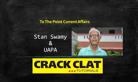 Stan Swamy and UAPA
