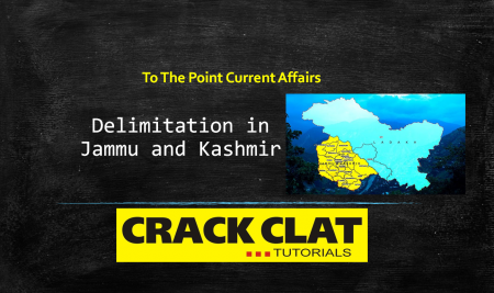 Delimitation in Jammu and Kashmir